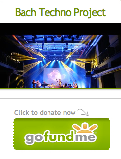 GoFundMe burak ozdemir musica sequenza sampling baroque bach crowd funding techno house minimal idm