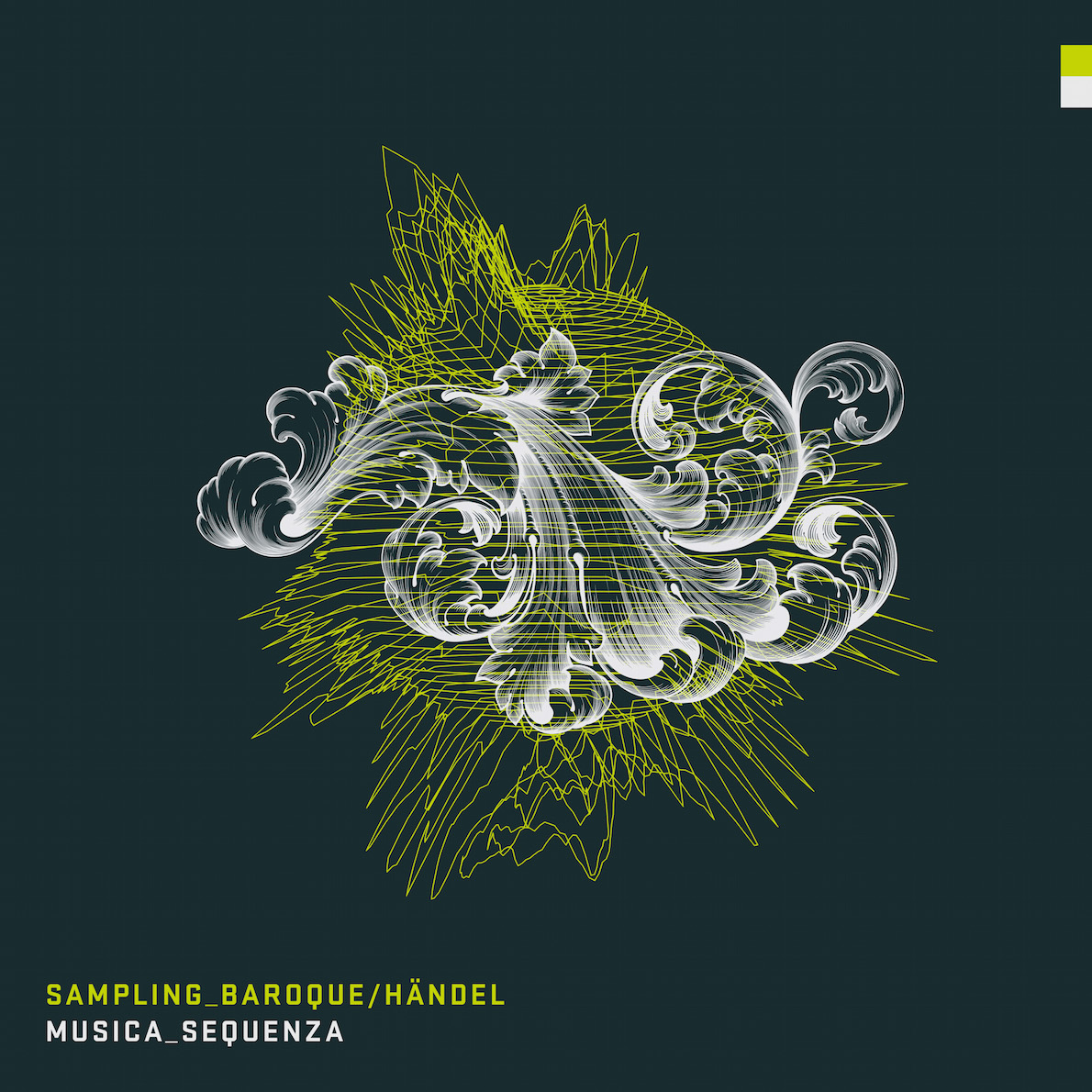 SAMPLING BAROQUE HANDEL VINYL