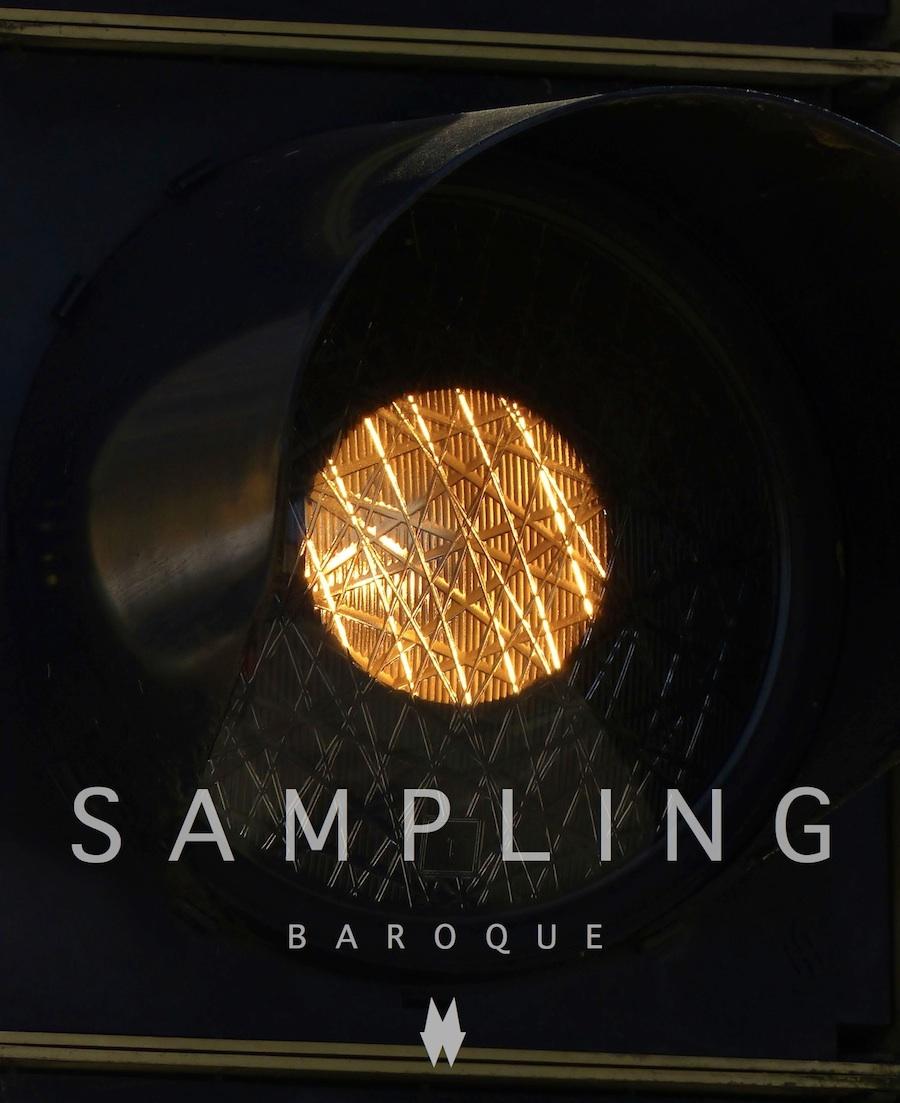 Sampling Baroque Musica Sequenza Burak Ozdemir Nikolai Saal Museq Handel 1
