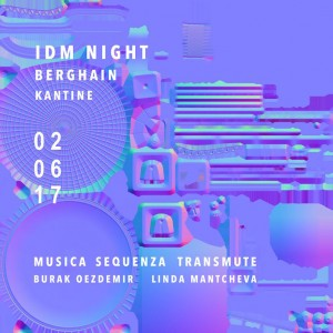 Transmute Zero Gravity Musica Sequenza Burak Ozdemir Baroque is the new pop Berghain Kantine1