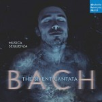 Cover - Bach: The Silent Cantata